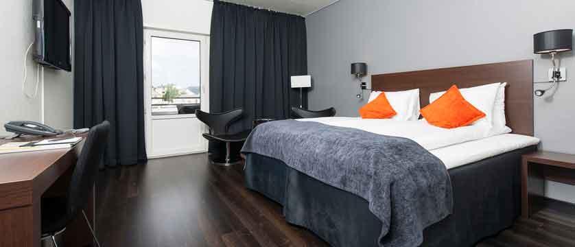First Hotel Atlantica, Ålesund, Norway - standard bedroom.jpg